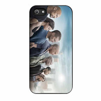 Fast And Furious 7 Team iPhone 5 Case