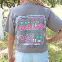 JADELYNN BROOKE: One Life SS T-Shirt