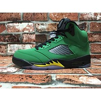 AIR JORDAN 5 'OREGON DUCKS'