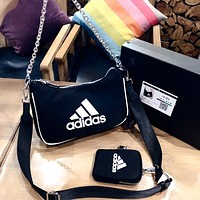 Adidas Simple Wild Women's Mother-in-law Bag Two Piece Set
