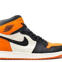 "Air Jordan 1 Retro Orange ""Shattered Backboard"""