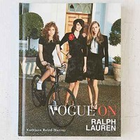 Vogue On Ralph Lauren By Kathleen Baird-Murray - Urban Outfitters
