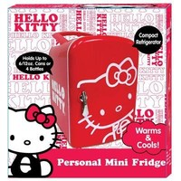 SAKAR 76009 Hello Kitty Mini Fridge