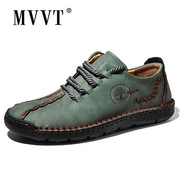 Leather Shoes Casual Sneakers Men Shoes Driving Comfortable Quality Leather Shoes Men Loafers Hot Sale Moccasins Tooling Shoe