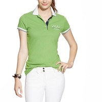 Ariat Ladies Fashion Pique Polo Shirt
