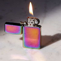 Zippo Spectrum Lighter | Urban Outfitters