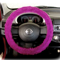 Steering-wheel-cover-for-wheel-car-accessories-Hot-Violet