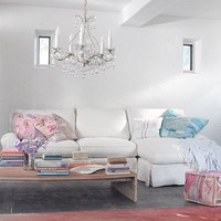 Rachel Ashwell Shabby Chic Couture Squishy Sectional