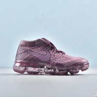 Nike Air VaporMax Purple Toddler Kid Running Shoes Child Sneakers