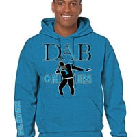 Dab on em Cam Newton Big Will men hooded sweatshirt