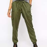 Abercrombie & Fitch Military Cargo Trousers