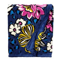 Vera Bradley Throw Blanket African Violet - Zappos.com Free Shipping BOTH Ways