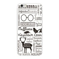 HARRY POTTER ART COLLAGE phone cover For iphone 4s 5 5S SE 5C 6 6S 7 plus hard cases For Samsung Galaxy s3 s4 s5 s6 s7 edge