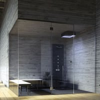 Hammam with shower ANANDA by Glass 1989 | design Doshi Levien