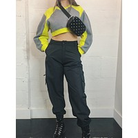 Dia Cropped Top
