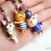 Animal Crossing Character Charms - (Select one)