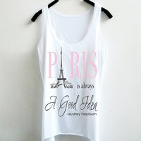 Paris Is Always A Good Idea Tank