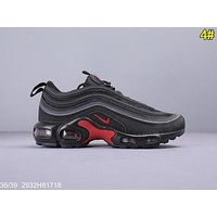 Nike Air Max Plus 97 Fashion Women Casual Sport Running Air Cushion Shoes Sneakers 4#