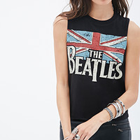 The Beatles Muscle Tee