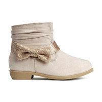 H&M Boots $19.95