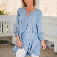 Precious And Playful Tunic, Serenity