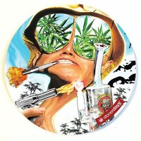 FEAR & LOATHING DAB MAT