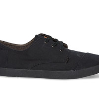 Black On Black Canvas Women's Paseos US