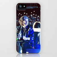Harry Styles iPhone & iPod Case by Julia