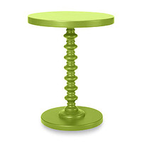 Spindle accent table - Home - Furniture - Accent Furniture - Accent Tables