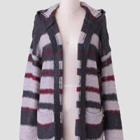 Griffith Park Hooded Cardigan
