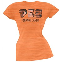 Pez - Orange You Glad Juniors T-Shirt