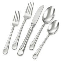 ZWILLING J.A. Henckels Provence 45 Pience 18/10 Stainless Steel Flatware Set NEW
