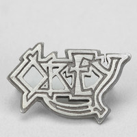 OBEY Ghost Pin