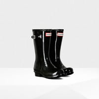 Original Kids' Gloss Rain Boots | Official Hunter Boots Site