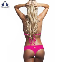 Women swimsuit   thong bathing suits