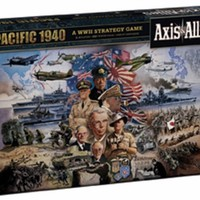 Axis And Allies Pacific 1940