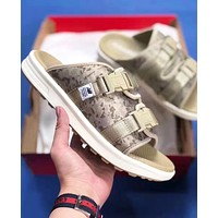 Bunchsun New Balance New Popular Men Casual Flats Sandals Slippers Shoes