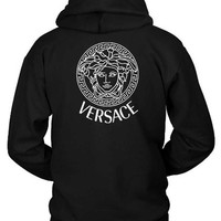 ONETOW Versace Hoodie Two Sided