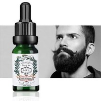 Vanilla & Tangerine Scents 10ml Hand Crafted Beard Oil Conditioner Softener Thicker Fuller 100% Natural with Vitamin E [8833569036]