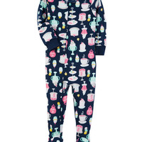 1-Piece Sweets Snug Fit Cotton PJs