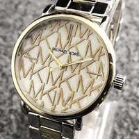 8DESS Michael Kors MK Woman Men Fashion Quartz Classic Wristwatch Watch