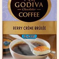 Godiva Coffee Berry Creme Brulee Limited Edition - 11 Oz