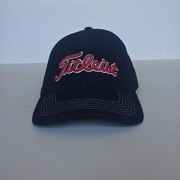 '47 Navy Blue Boston Red Sock Titleist Cap