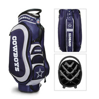 Dallas Cowboys NFL Cart Bag - 14 way Medalist