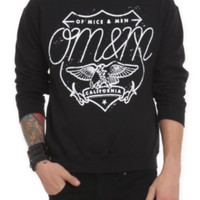 Of Mice & Men California Crew Pullover