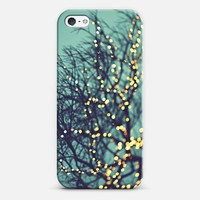 twinkle lights iPhone & iPod case by Sylvia   Casetagram