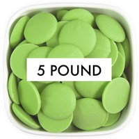 Lime Green Candy Melts 5 LB