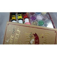 AMAZING slime kit - Presented in Holiday gift box - ready for your recipient, whether boy or girl