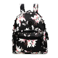 College Stylish Comfort Hot Deal On Sale Casual Back To School Mini Lovely Vintage Print Korean Backpack [4915434116]