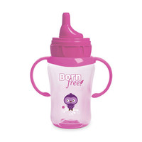 Bornfree-summer Infant Drinking Cup - Pink - 9 Oz - 1 Cup